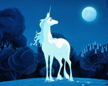 But let's keep the unicorns. I like unicorns.