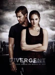 Divergent-movie-poster Tris Four