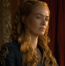"""I am rapidly approaching Cersei's """"tired of your bullshit"""" levels"""