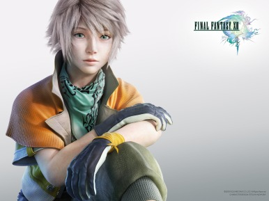 Hope Final Fantasy XIII