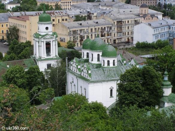 Florivsky Convent Ukraine