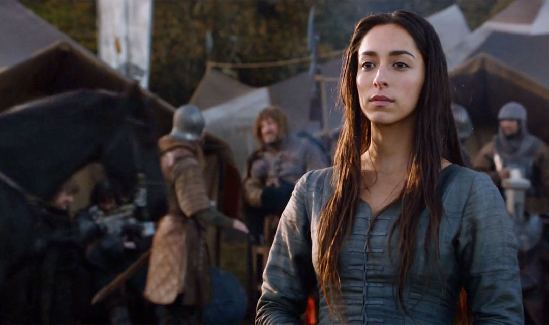 oona chaplin game of thrones
