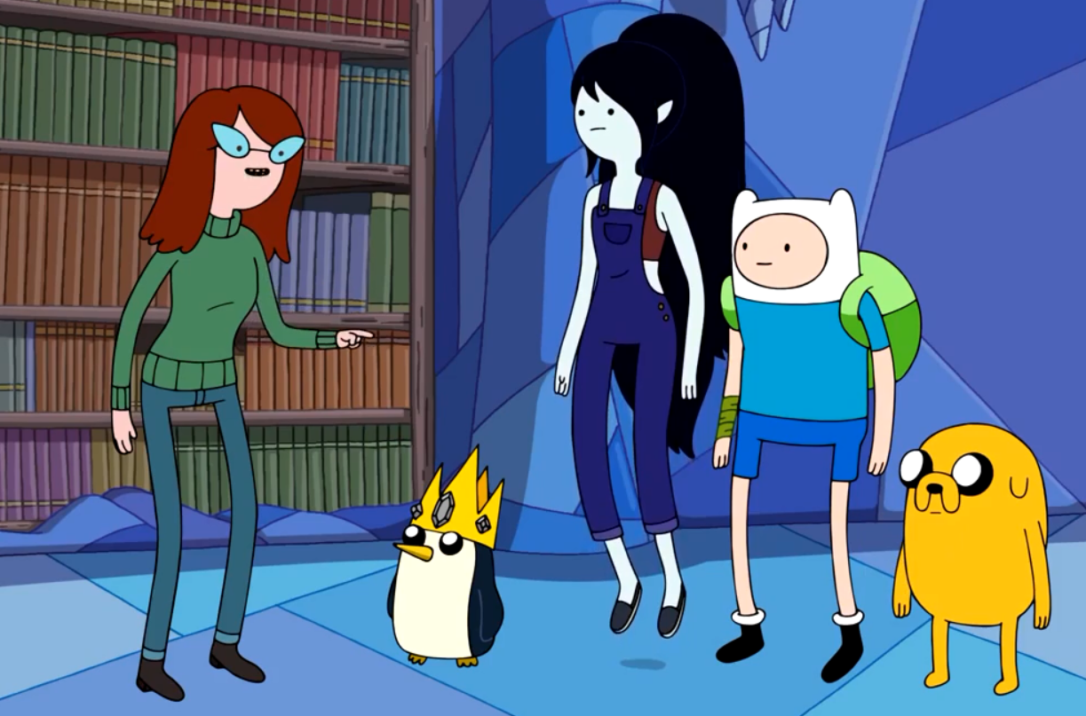 Adventure Time Humans