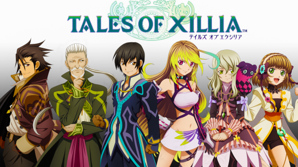 Tales of Xillia Banner