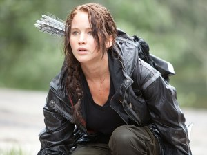 The Hunger Games Katniss