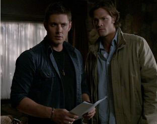 """Long pig?"" ""He means human flesh, Dean.""  ""Well there's my word of the day."""