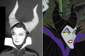 Eleanor Audley Maleficent