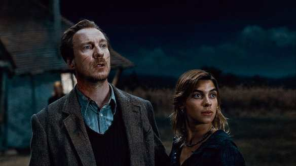 Harry Potter Remus Lupin Nymphadora Tonks