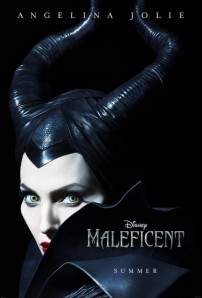 Maleficent Jolie Poster