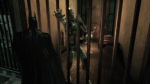 Arkham Asylum Cellblock