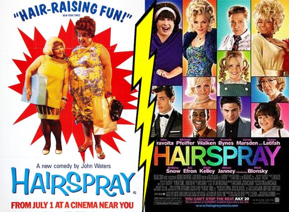 Hairspray Films