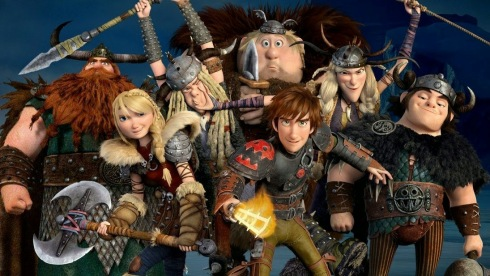 How To Train Your Dragon 2 Movie 2014