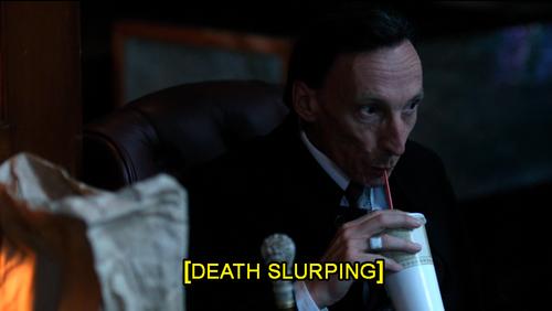 death slurping