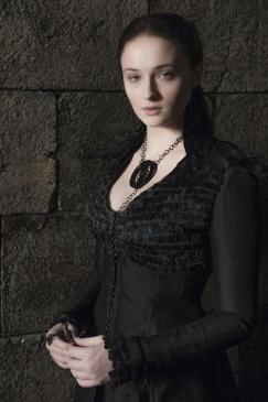 Sansa-stark-black-dress