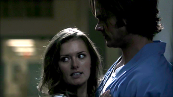 Supernatural Sam Interrupted Sam and Girl