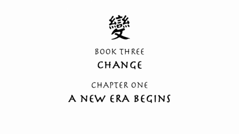 book 3 change