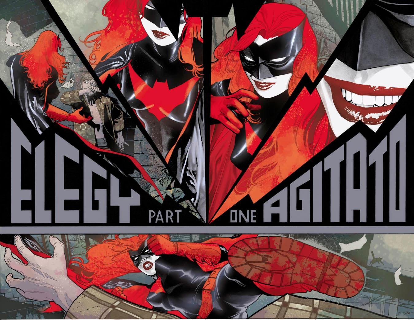 Resultado de imagem para batwoman elegy