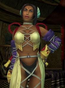 Final Fantasy x2 dona
