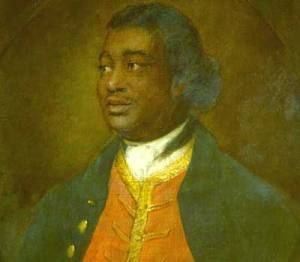 Ignatius Sancho: composer, actor, writer, Briton, all around bad-ass of the 1700s