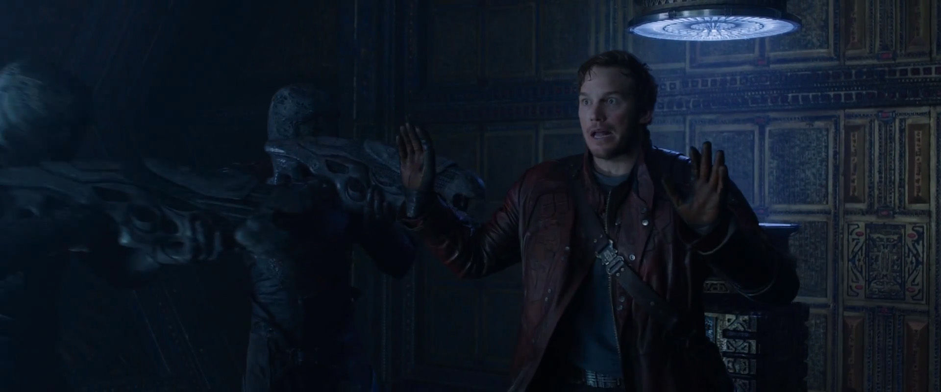 Not So Hooked on Guardians of the Galaxy | Lady Geek Girl ...