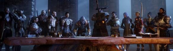 Dragon Age Inquisition Companions