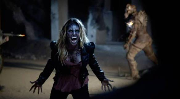 La Loba, nahual, the Bone Woman, the one and only Kate Argent.