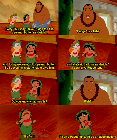 In Brightest Day Lilo Stitch And Childhood Abandonment Issues