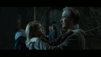 remus lupin tonks deathly hallows deleted scene