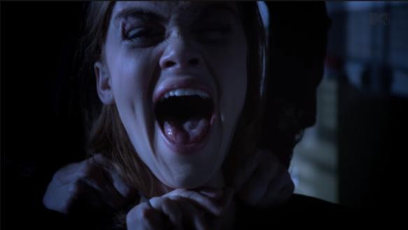 Teen Wolf Lydia banshee