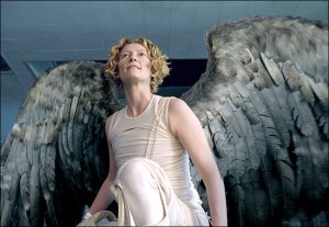 Tilda Swinton in Constantine was one of my favorite film performances of all time.