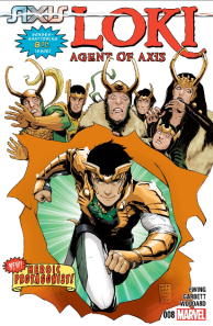 Loki Flakes Breakfast Cereal: New magpie flavor!
