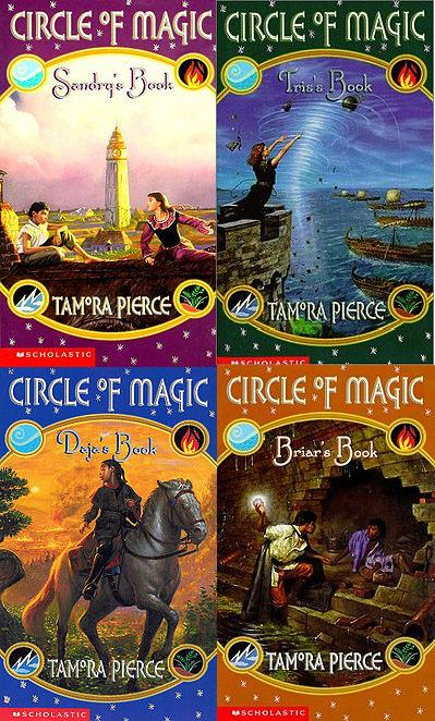 Image result for tamora pierce circle of magic