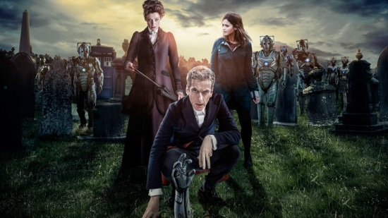 doctor who death in heaven art