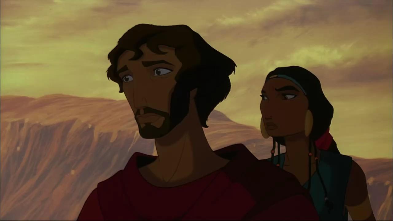 Prince of Egypt vs. Exodus