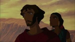 Moses & Tzipporah