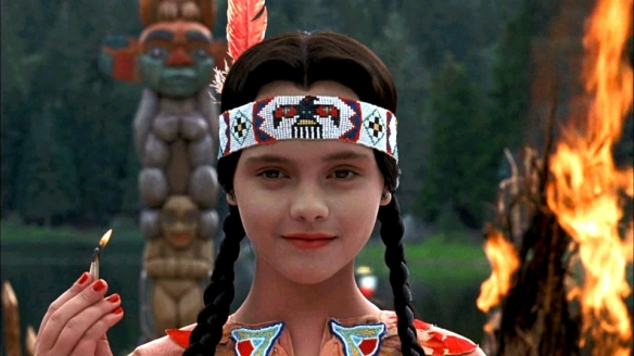 Wednesday Addams Thanksgiving