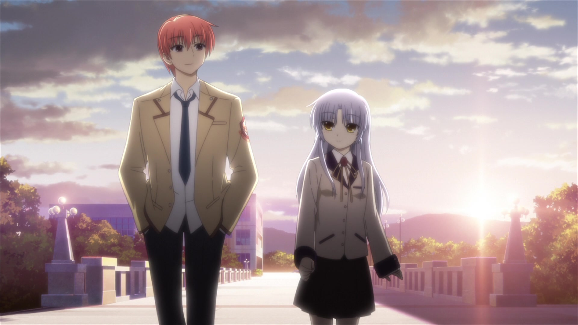 Angel Beats!: An Anime About The Afterlife Influenced By