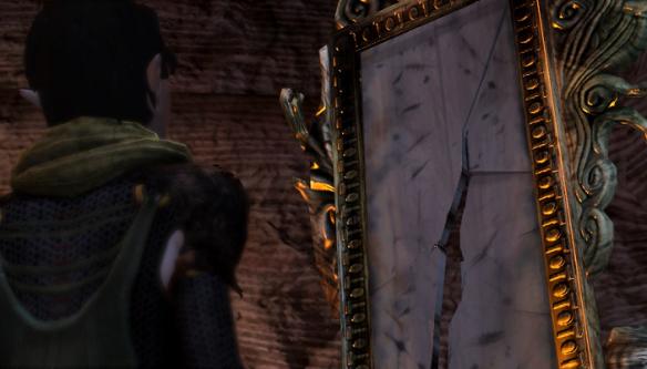 Dragon Age 2 Merrill Eluvian