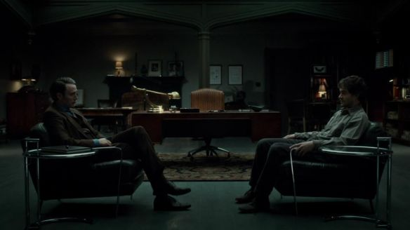 Hannibal and Will Therapy