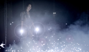 This was the first time Kira used her powers, and I had such high hopes for their development.