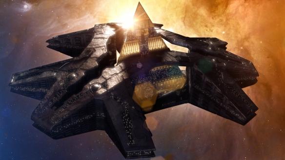 Stargate HaTak ship