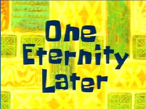 Hiatus Spongebob Pic Sunday