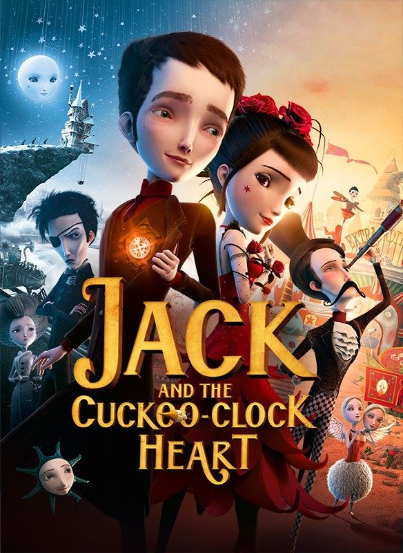 My Heart Falls To Pieces A Review Of Jack And The Cuckoo Clock