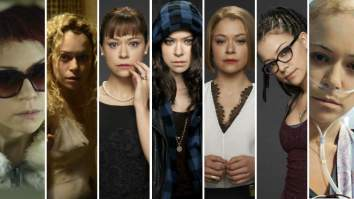 Orphan Black knows what I'm talking about.