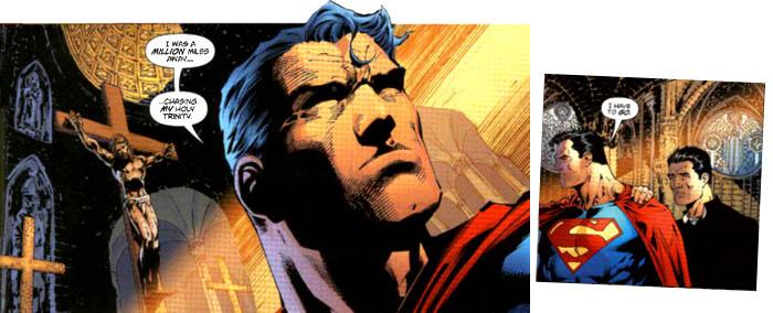 Resultado de imagem para superman is christian