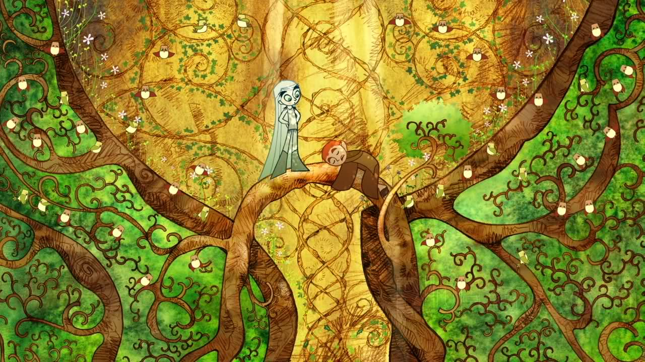 not quite a fairy tale a the secret of kells review lady geek