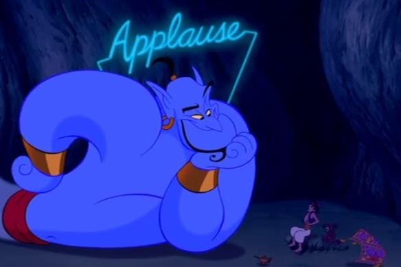 Genie Applause