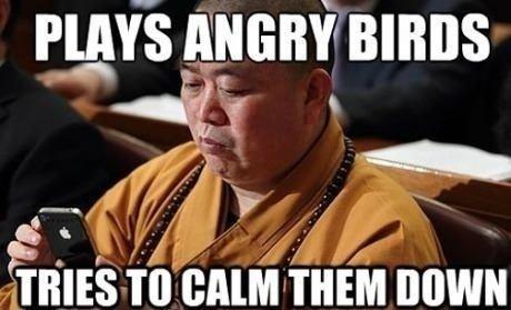 monk mene funny