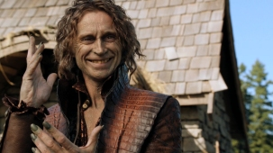 This Rumplestiltskin would certainly not be caught singing his name in the woods.