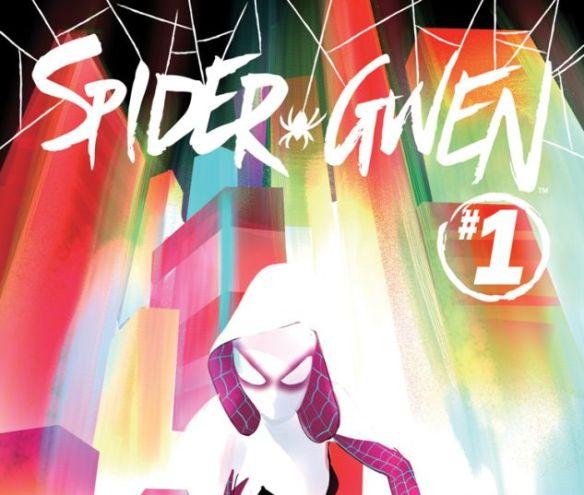 spider gwen cover